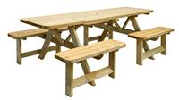 Westwood Picknicktafel Family 240 cm
