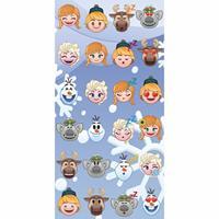 Disney Emoji Frozen Famous Strandlaken 70 x 140 cm