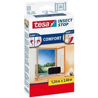 Tesa Insectenhor  55918 voor raam 1,2x2,4m zwart