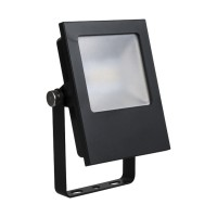 Nostalux Led Floodlight Zwart