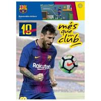 FC Barcelona muurstickers Messi 2 stickervellen