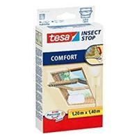 Tesa dakraam Comfort 1.20m x 1.40m Wit 5581-00020
