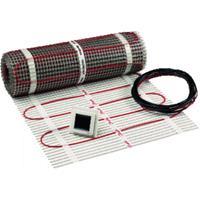 Danfoss elektrische vloerverwarming (lxb) 6000x500mm toepassing vloer-directe verwarming oppervlakte 3m²