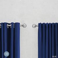 Lifa Living gordijnen Ringen - Blauw