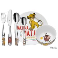 WMF Disney Lion King Kinderservies 6-delig