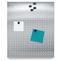 Blomus Muro Magneetbord geperforeerd 50 x 60 cm