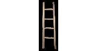 HSM Collection Decoratieve ladder - teak