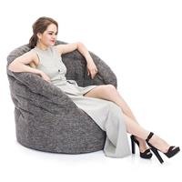 Ambient Lounge Butterfly Sofa - Luscious Grey