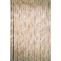 express Kattenstaart gordijn beige-wit 90x200cm