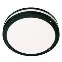 Sglighting SG Discos LED wandarmatuur 19W 3000K IP65 IK10 zwart sensor 644821