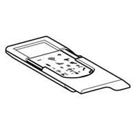 Geberit AquaClean afstandbediening t.b.v. AquaClean 8000plus UP 242298001