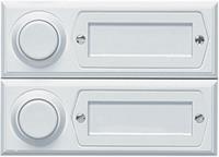 grothe ETA 2122 - Door bell push button surface mounted ETA 2122