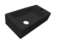 Best Design Fontein Mini-Block-Antraciet-Grijs Rechts 36x18x9cm