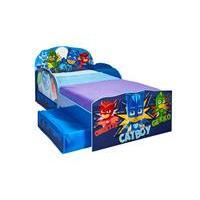 Worlds Apart Bed PJ Masks - blauw - 142x77x63 cm