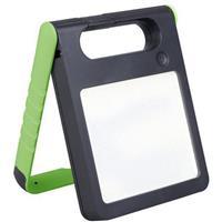 Lutec solar tafellamp Padlight groen 2W