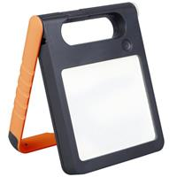 Lutec solar tafellamp Padlight oranje 2W