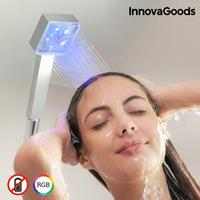 InnovaGoods Eco-Douche met LED