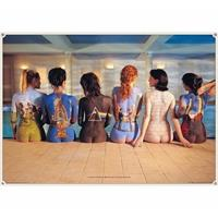 Poster Pink Floyd Back Catalogue 140 x 100 cm