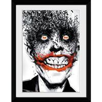 GB Eye poster in lijst Batman The Joker 30 x 40 cm