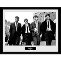 GB Eye poster in lijst The Beatles in Londen 30 x 40 cm