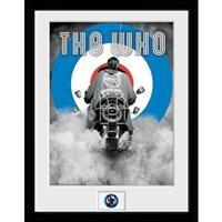GB Eye poster in lijst The Who Quadrophenia 30 x 40 cm