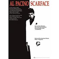 Poster Scarface Al Pacino 61 x 91,5 cm