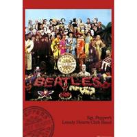 Poster The Beatles Sgt Pepper 61 x 91,5 cm
