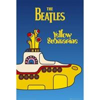 Poster The Beatles Yellow Submarine 61 x 91,5 cm