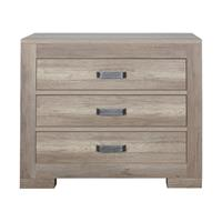 Kidsmill Brent Commode Oldwood