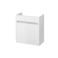 Saniclass Onderkast Future Fontein Wit Rechtsdraaiend 40 cm