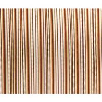 express Vliegengordijn PVC Tris bruin 90x220cm
