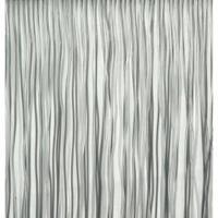 express Vliegengordijn PVC spaghetti grijs 100x230cm