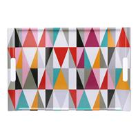 Dienblad Geometric Mix 49x34x4cm