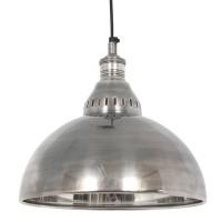 Nostaluce Seattle Hanglamp Zilver