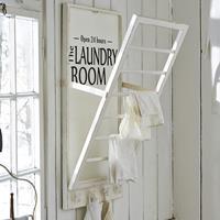 LOBERON Handdoekhouder Laundry Room