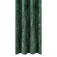 Gordijnstof Odille - donkergroen