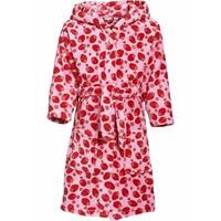 Roze badjas aardbei voor meisjes 146/152 (11-12 jr)