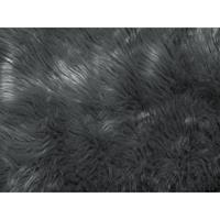 MUNGO Schapenvel Grijs Polyester 88x53x3
