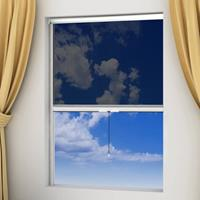 VidaXL Rolhor voor ramen wit 80 x 170 cm
