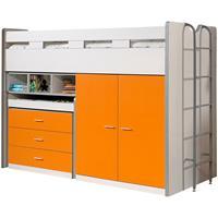 vipack halfhoogslaper Bonny - oranje - 227x150x94,6 cm