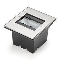 Konstsmide LED Grondinbouwspot vierkant 10W 7995-310