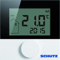 Schütz Sch?tz Varimatic Ruimtethermostaat H8.6xB8.6xD2.65cm Wit 5004786