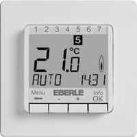 Eberle FIT 3 R / weiß - Clock thermostat, FIT 3 R/whiteß