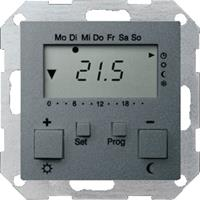Gira 237028 - Room clock thermostat 10...40°C 237028