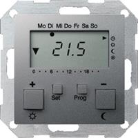 Gira 237026 - Room clock thermostat 10...40°C 237026