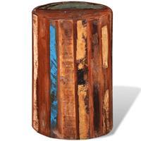 VidaXL Krukje massief gerecycled hout