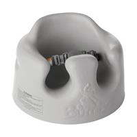 Bumbo Floorseat + Tuigje Cool Grey