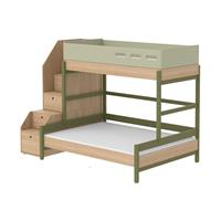 Flexa Popsicle Family Bed Kiwi