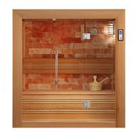 Sauna Mirage Red Cedar - Fonteyn