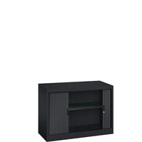 Roldeurkast - H.73 x B.100 cm - Inclusief 1 legbord